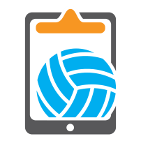 Volleyball app icon